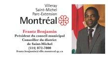 Carte d'affaire2014 Frantz Benjamin