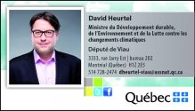 Carte David Heurtel