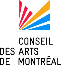 logo conseil des arts de Montréal